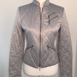 Woman's quilted jacket